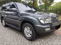 Jual Toyota: Land Cruiser VX 100 Th. 2005 Limited Japan Version Istimewa