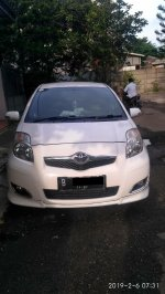 Jual Toyota Yaris 1,5 S Limited