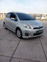 Toyota yaris E matic 2013 silver km 38 rb (IMG20170103172945.jpg)