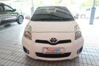 Jual Toyota: ~garansi mesin~ yaris j mt 2013 mobil88jms
