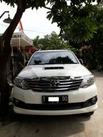Jual TOYOTA FORTUNER VNT TURBO