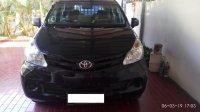 Dijual Cepat dan Murah Toyota Avanza 1.3E A/T Tahun 2012