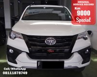 TOYOTA FORTUNER VRZ DIESEL WHITE 2017 SPECIAL CONDITION, KM 9000. (Toyota_Fortuner_vnt_Diesel_Automatic_White_2017_Fix.jpg)