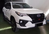 TOYOTA FORTUNER VRZ DIESEL WHITE 2017 SPECIAL CONDITION, KM 9000. (Fortuner_vnt_Diesel_Automatic_White_2017.jpg)