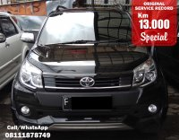 Jual TOYOTA RUSH TRD SPORTIVO MANUAL BLACK 2017 SPECIAL CONDITION, KM 13 RB