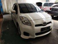 Jual Toyota: Yaris E A/T 2012 Putih