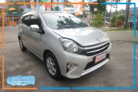 Toyota: [Jual] Agya G 1.0 Automatic 2014 Silver Metalik