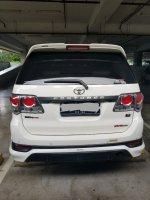 Toyota: Jual Fortuner TRD Sportivo 2014 Istimewa