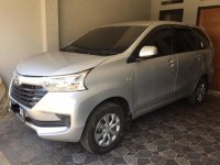 Jual Toyota New Grand Avanza 1.3 E MT 2016 (Silver Metalik)