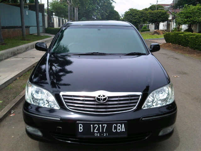 toyota camry 2 4g automatic. Black Bedroom Furniture Sets. Home Design Ideas