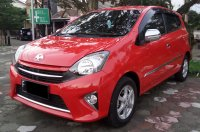 TOYOTA AGYA G AUTOMATIC RED 2016 SPECIAL CONDITION, KM 30 RB. (Agya_G_Automatic_Red_2016_1.jpg)