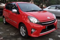 TOYOTA AGYA G AUTOMATIC RED 2016 SPECIAL CONDITION, KM 30 RB. (Agya_G_Automatic_Red_2016.jpg)