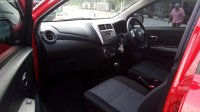 TOYOTA AGYA G AUTOMATIC RED 2016 SPECIAL CONDITION, KM 30 RB. (Agya_G_Automatic_Red_2016_6.jpg)