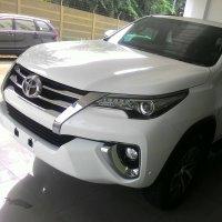 Jual Toyota: Ready fortuner 2018 unit langka.. Terbatas