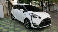 Jual Toyota Sienta V At 2017