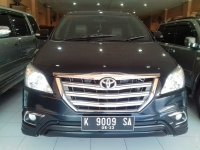 Jual Toyota Kijang Grand New Innova V Luxury A/T Tahun 2012