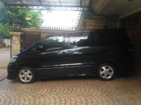 Jual Toyota Alphard 2.4 AT
