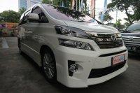 Toyota: [Jual] Vellfire Z Premium Sound 2.4 Automatic 2013 Mobil88 Sungkono