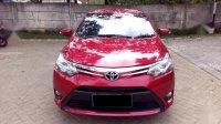 Jual Toyota Vios G AT TRD Sportivo Merah metalik 2014