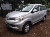 Jual Toyota New Avanza type E 2012 Silver