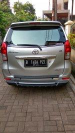 Jual Toyota Avanza 2013 G Matic sudah Airbag KM 45 ribu