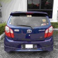 Toyota: JUAL AGYA 1.0 G A/T TRD Sportivo 2015, for Mudik Lebaran (tampak_belakang.jpg)