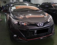 TOYOTA YARIS NEW TRD AUTOMATIC GREY 2018 SPECIAL CONDITION, KM 2000. (Yaris_New_S_TRD_Automatic_Grey_2018_1.jpg)