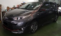 TOYOTA YARIS NEW TRD AUTOMATIC GREY 2018 SPECIAL CONDITION, KM 2000. (Yaris_New_S_TRD_Automatic_Grey_2018.jpg)