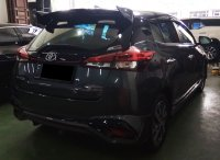TOYOTA YARIS NEW TRD AUTOMATIC GREY 2018 SPECIAL CONDITION, KM 2000. (Yaris_New_S_TRD_Automatic_Grey_2018_4.jpg)