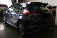 TOYOTA YARIS NEW TRD AUTOMATIC GREY 2018 SPECIAL CONDITION, KM 2000. (Yaris_New_S_TRD_Automatic_Grey_2018_6.jpg)
