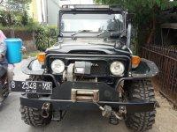 Jual Toyota Hardtop: Hartop 78 4x4 Siap Off-road