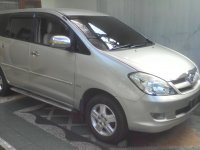 Jual Toyota Innova 2.0 G Manual