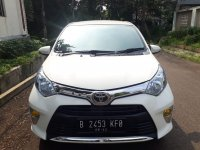 Jual Toyota Calya G 1.2 cc Th'2017 Automatic