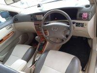Jual Toyota: ALTIS 2003 G A/T Sukabumi Mulus Terawat