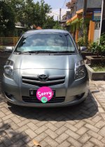 Jual Toyota: YARIS E 2008 (manual)