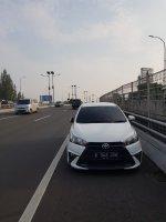 Toyota Yaris Type E 2016 Pembelian 2017 GRATIS Full Bodykit TRD