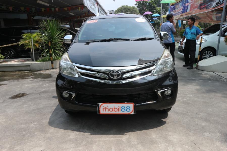 Jual Avanza G New 13 Automatic 2013 Mobil Bekas Surabaya