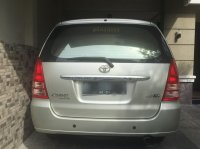 Jual Toyota: Innova silver v at 2006 legend