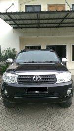 Toyota Fortuner: Mobil mulus dan mesin terawat dan harga nego