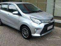 Jual Oper Kredit Toyota Calya PLAT F (BOGOR) Th. 2018 Silver .. Segera
