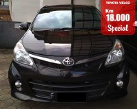 TOYOTA VELOZ MANUAL BLACK 2013 SPECIAL CONDITION, KM 18 RB. (Toyota_Avanza_Veloz_Manual_Black_2013_Fix.jpg)