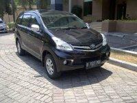 Jual Toyota: Avanza 2012 hitam mulus