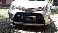 Jual Toyota Calya Manual Silver 2016