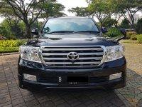Jual Toyota Land Cruiser AT 2008 Black,Petualang Sejati Yang Bergengsi