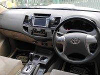 Jual Toyota Fortuner Matic G VNT Diesel Tahun 2013
