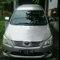 Jual Toyota: Innova type G manual 2.0 2013