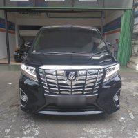 Jual Toyota: ALPHARD G ATPM 2.4 AT HITAM th 2016