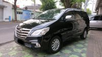 Jual Toyota Kijang Innova G Bensin Mt 2014