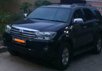 Jual Toyota: Fortuner 4x4 2.7 V thn 2010 low KM murah berkualitas