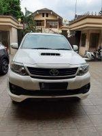 Jual Toyota: Fortuner TRD Sportivo VNT Turbo Diesel Matic 2015 Istimewa